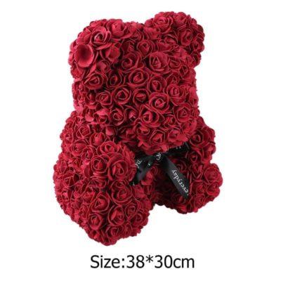 valentines-teddy-bear-flowers-flower-rose-teddy-bear-made-of-flowers-love-teddy-toy-rose-flowers-the-little-flower-shop-RED3